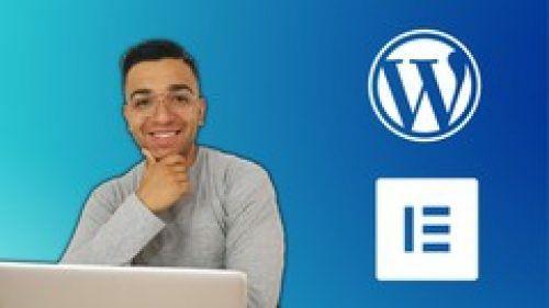 Curso para crear una web con WordPress y Elementor, en español