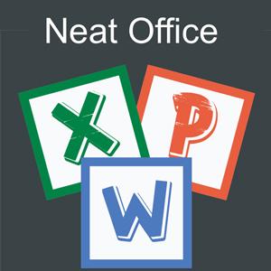 Neat Office y alternativas Gratis a Microsoft Office
