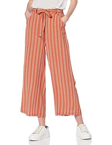 Pieces NOS Pcnellie HW Culotte Noos Pantalones para Mujer en 3 colores.