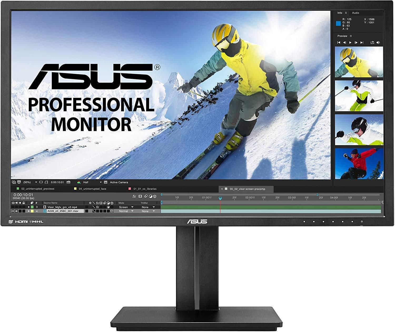 ASUS PB287Q - Monitor gaming 4K UHD (3840x2160) 28'' ,1 ms, antiparpadeo (REACO MUY BUENO)