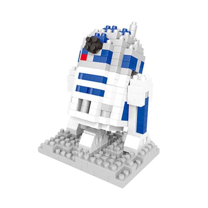 RD-D2 Figura de construcción estilo lego