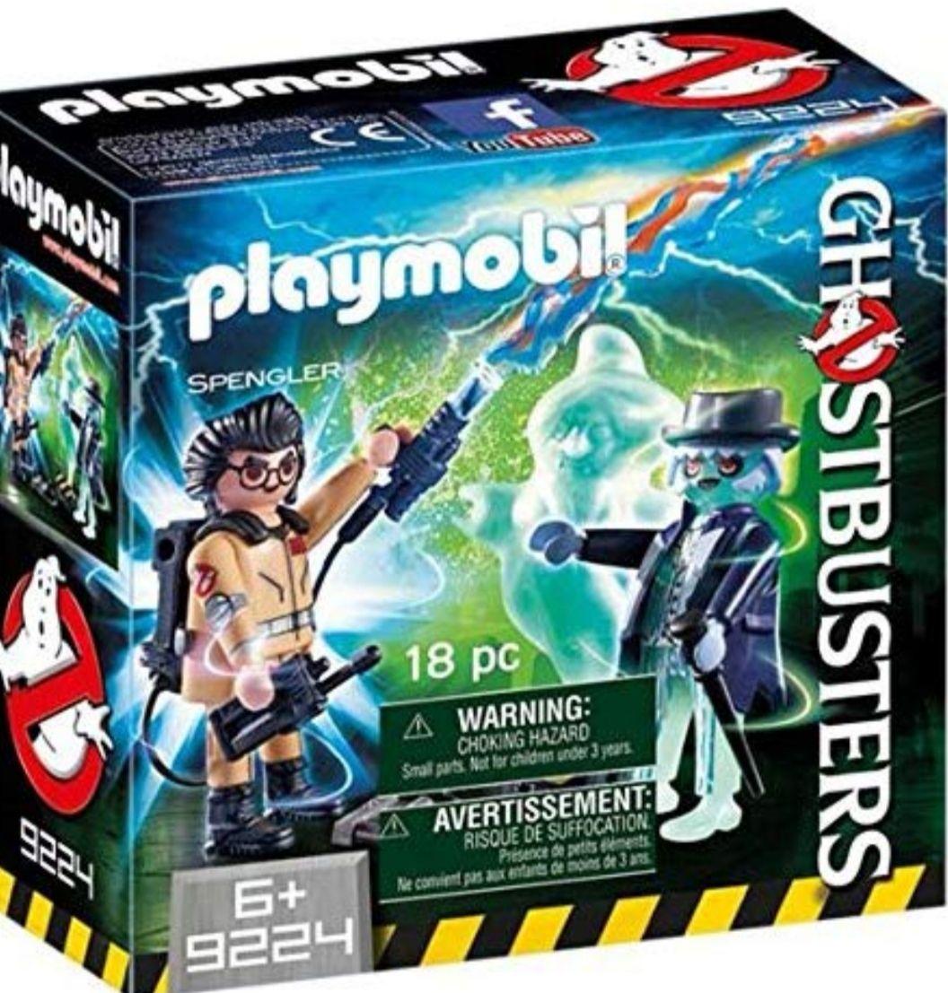 Recopilación Playmobil por 6.30€.