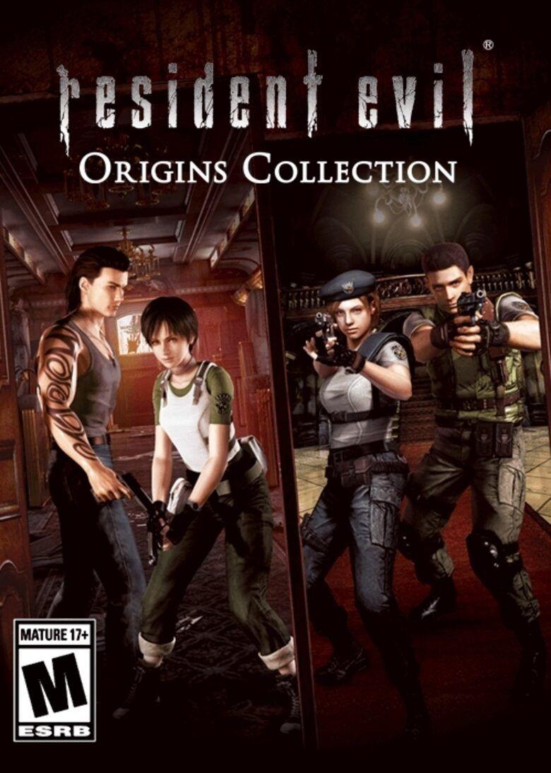 Resident Evil origin collection