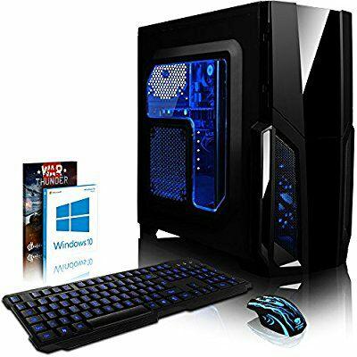 VIBOX Pyro GS850-2 Gaming PC