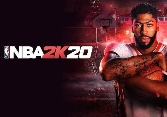 NBA 2K20 Xbox live