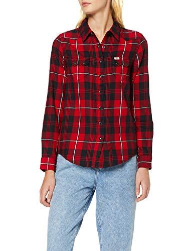 Lee Regular Western Shir Camisa para Mujer en 2 colores.