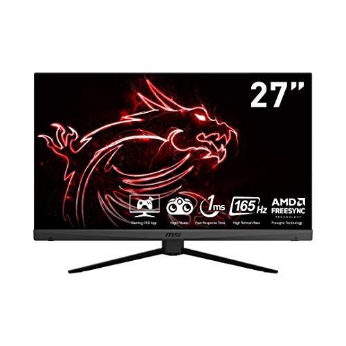 """MSI Optix MAG272 - Monitor Gaming de 27"""" LED Full HD 165Hz"""