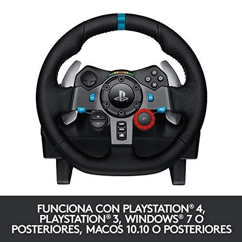Volante Logitech G29 (PS4/PC)