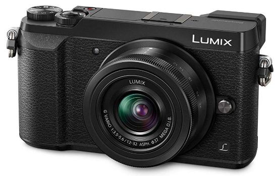 Panasonic Lumix EVIL DMC-GX80K 379€