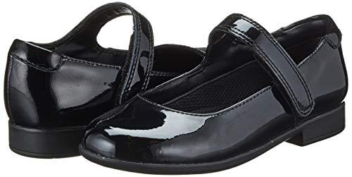 Zapatos para niña clarks talla 28 de cuero