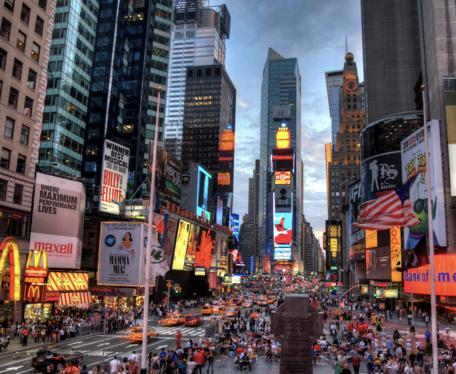 SEPTIEMBRE Vuelos directos Barcelona - Nueva York desde 212€