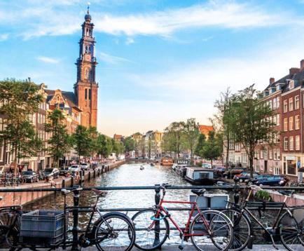 MARZO Ámsterdam 148€/p = 2 noches en hotel + vuelos desde BCN