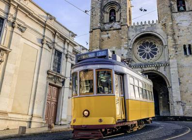 MARZO Lisboa 99€/p= 2 noches en hotel 4* con desayunos + vuelos desde Málaga