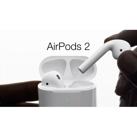 Apple AirPods 2 [Desde España]