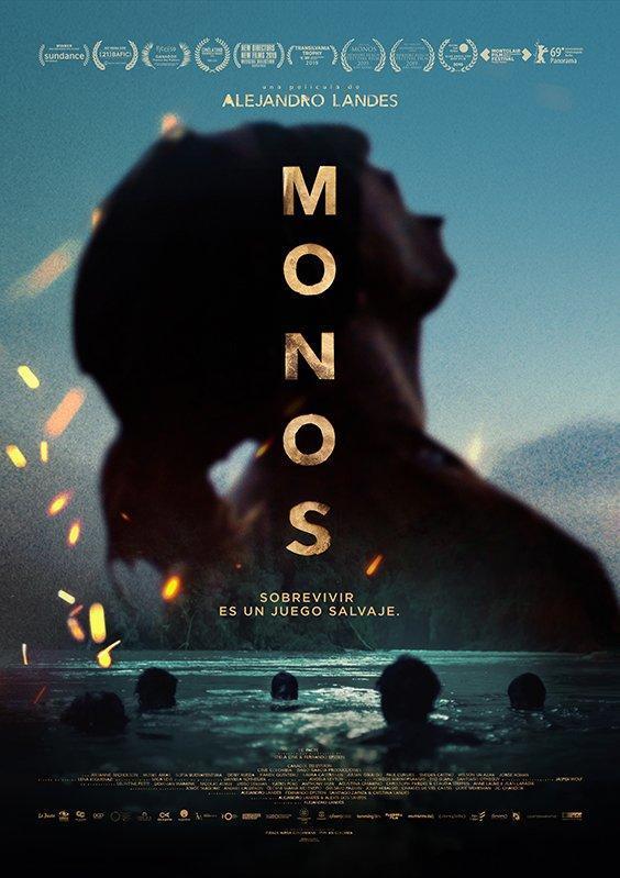 """Monos"" Preestreno GRATUITO Bilbao"