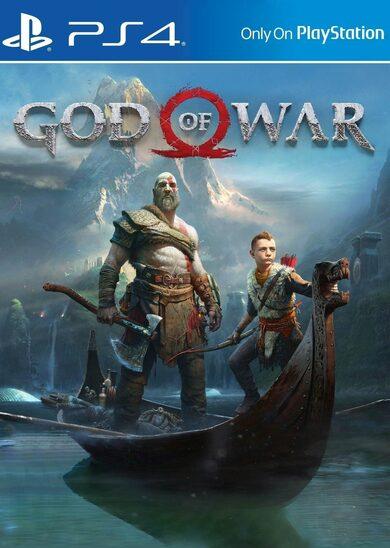 PS4: God of War (USA) - Mínimo histórico