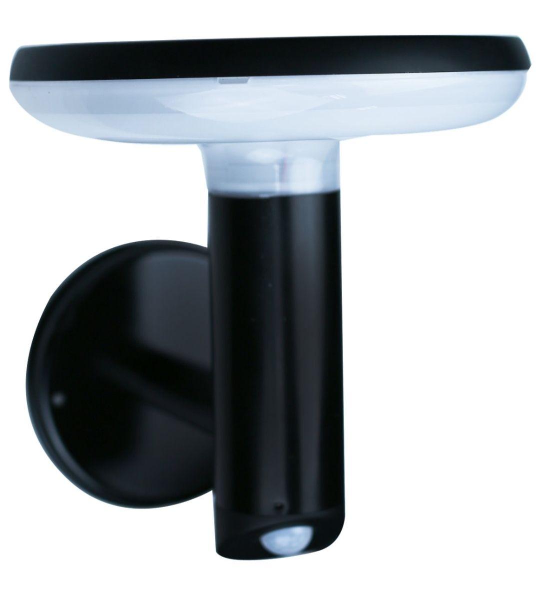 Aplique solar LED INSPIRE Sykli con detector de presencia