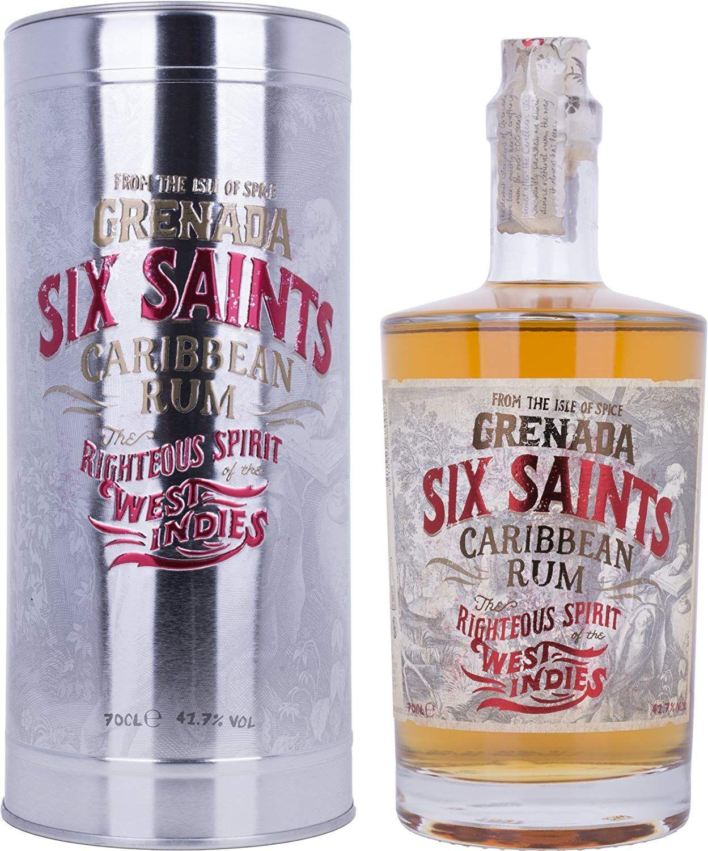 Ron Six Saints Caribbean - 700 ml.