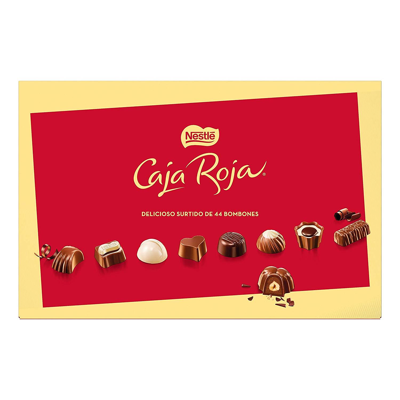 Caja Roja 400 g por 5,69€ (PANTRY)