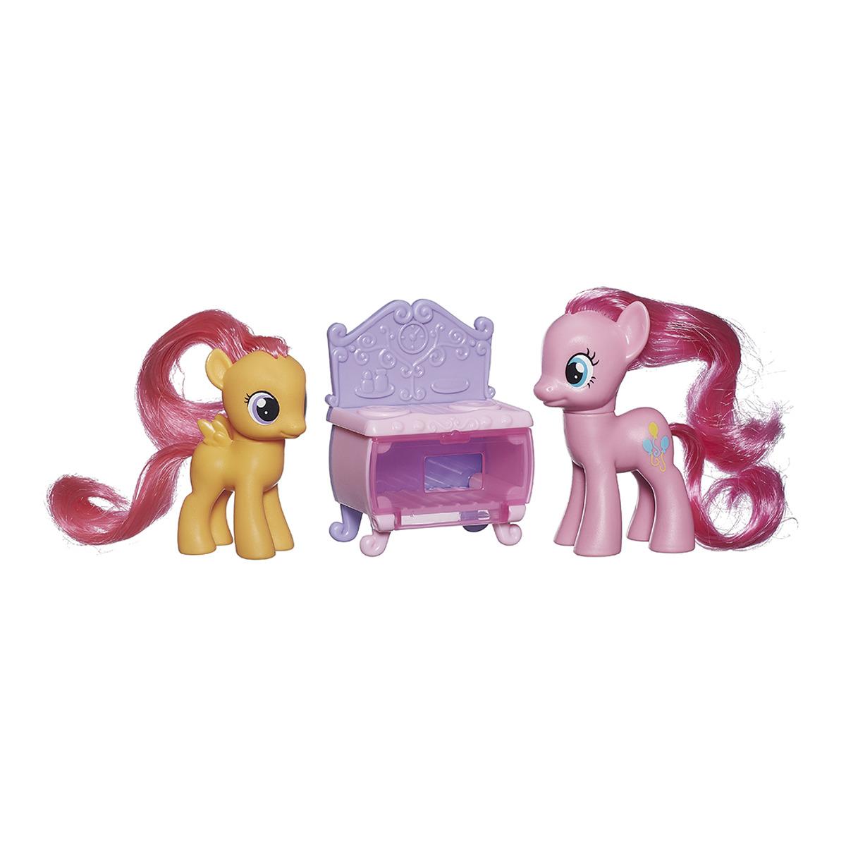 My Little Pony Pinkie Pie y Scootaloo 5€