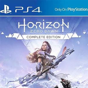 Horizon: Zero Dawn Complete Edition (PS4 , US)