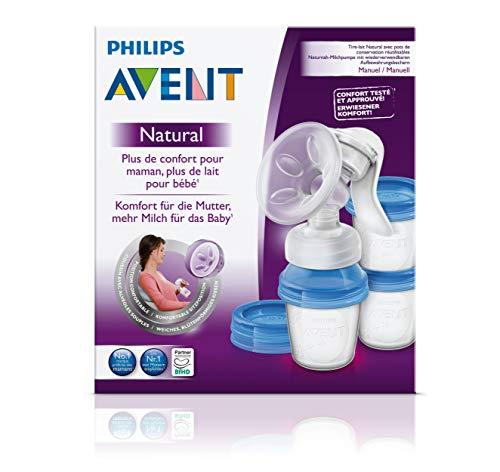 Extractor de leche manual Philips Avent