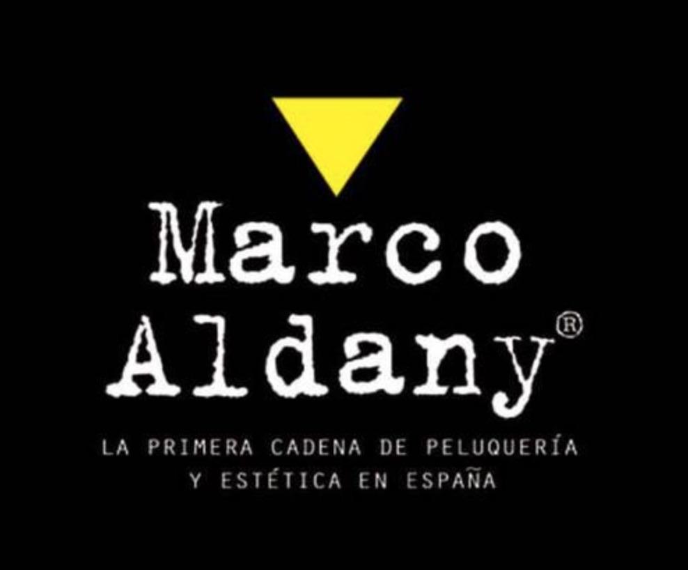 Sesión de peluquería Marco Aldany con tratamiento, lavado, masaje, corte, tinte o mechas y peinado