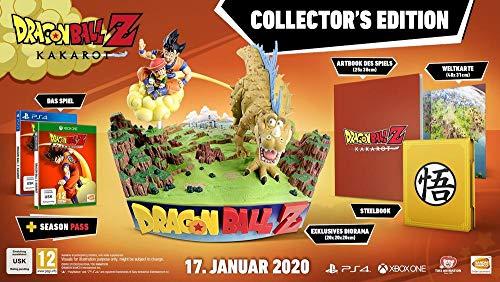 Dragon Ball Z: Kakarot - Edición Coleccionista PS4