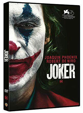 DVD del Joker Peliculon (Inglés)