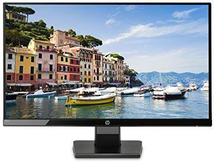 "HP 24w - Monitor 24"" (Full HD, 1920 x 1080 pixeles, tiempo de respuesta de 5 ms, 1 x HDMI, 1 x VGA, 16:9), IPS, (REACO, Muy bueno)"