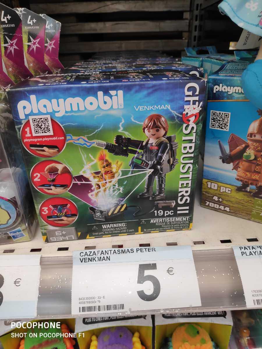 Liquidación Playmobil Carrefour San Sebastián de los Reyes