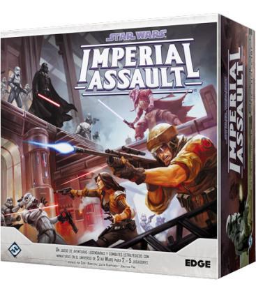 Star Wars Imperial Assault mínimo histórico