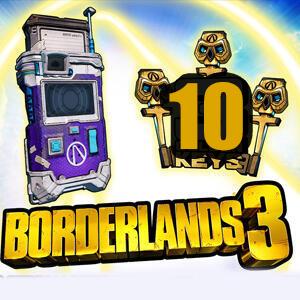 Borderlands 3 :: Gratis 10 Llaves de oro