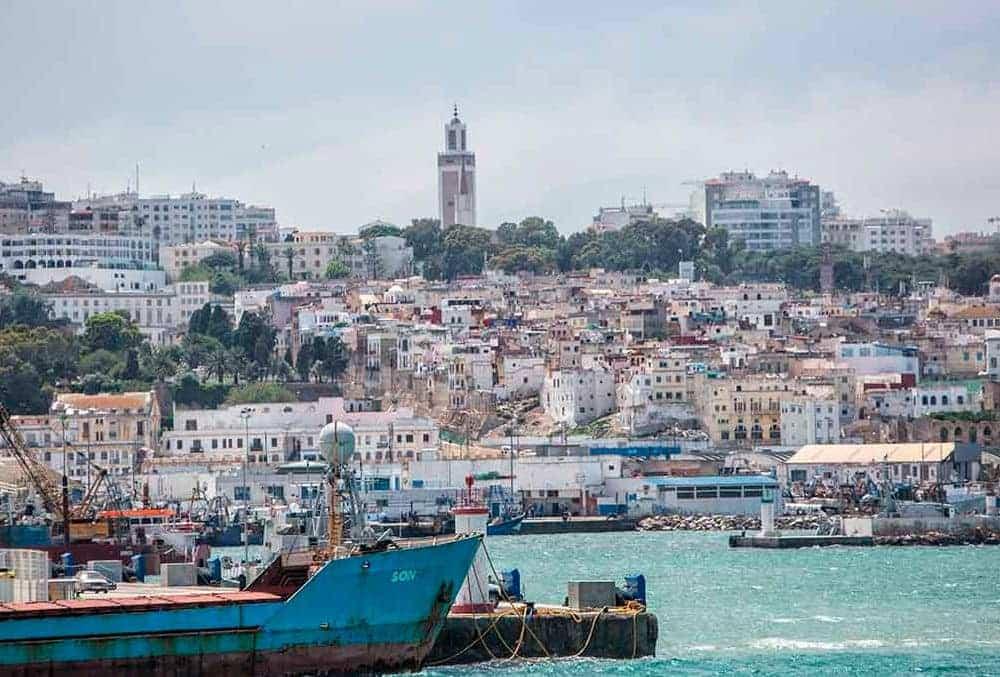 Vuelo Madrid - Tanger 19,98€ (Ida y Vuelta)