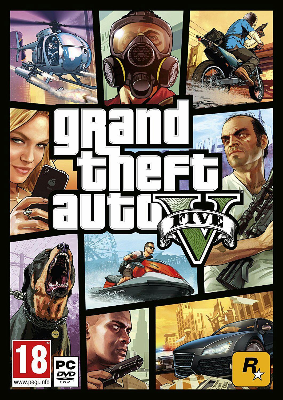 Grand Theft Auto V: Premium Online Edition Pc Solo 11.99