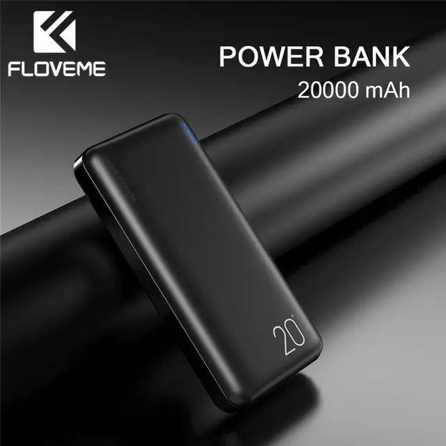 Powerbank 20.000mAh
