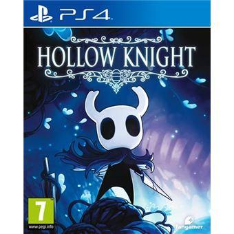 Hollow Knight para PS4 (físico) Si eres socio se queda en 19.59€