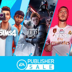 Origin :: Hasta un 85% durante las ofertas del editor de EA