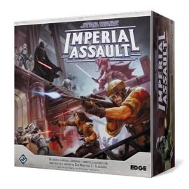 """Juego de mesa """"Star Wars Imperial Assault"""" de Fantasy Flight Games"""