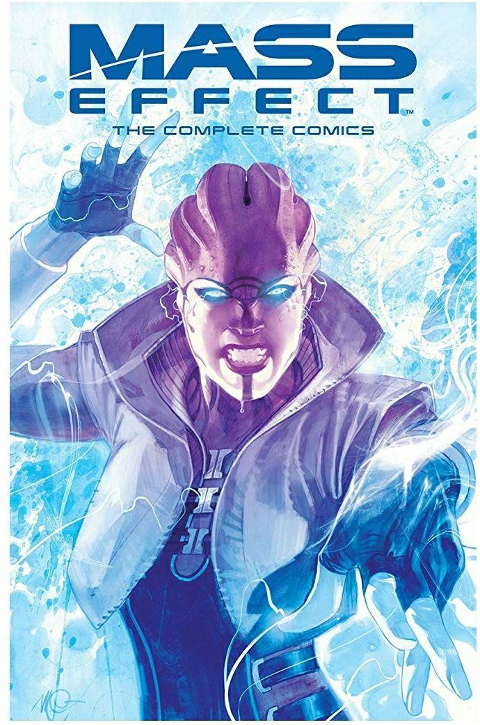 Mass Effect - the Complete Comics (816 páginas en Inglés)