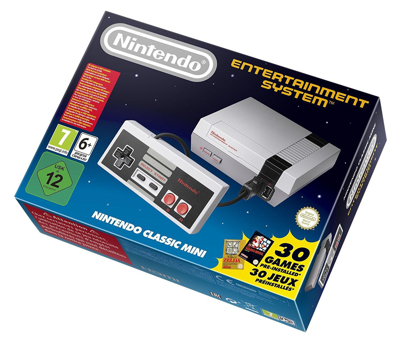 Vuelve la Nintendo NES(Precompra)