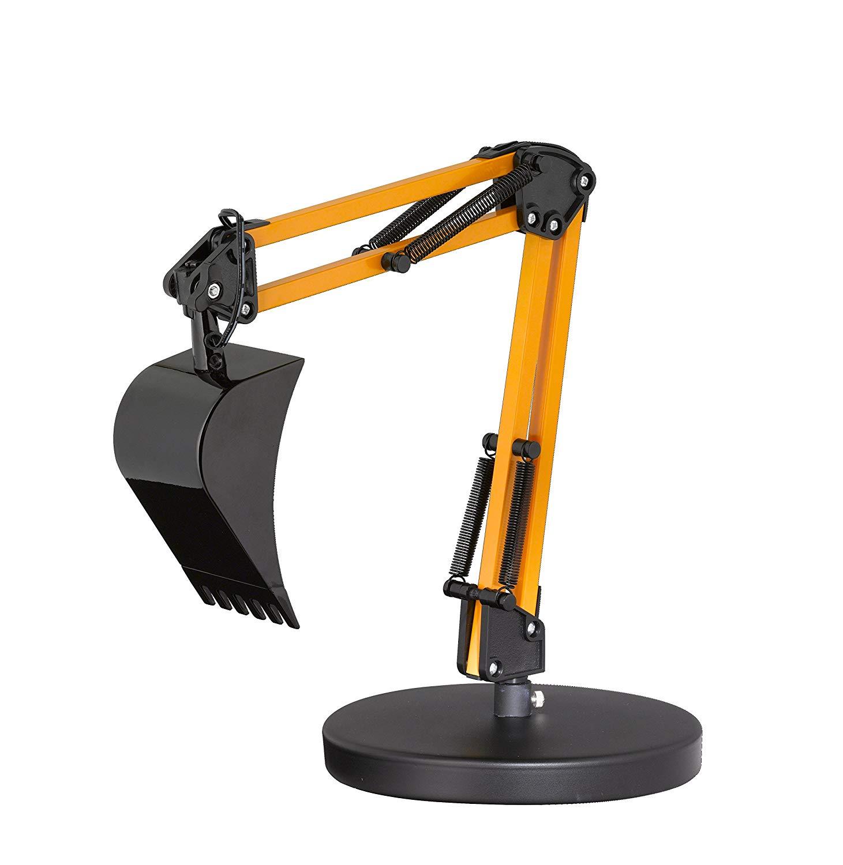 Lámpara forma excavadora REACO COMO NUEVA 13,8€