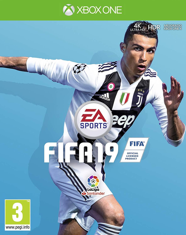 Para XBOX ONE - FIFA 19 – Edición Estándar