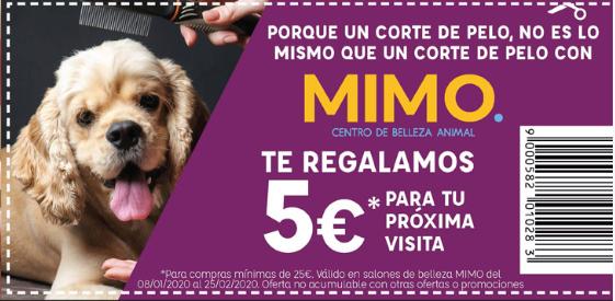 5€ DTO. CENTRO BELLEZA