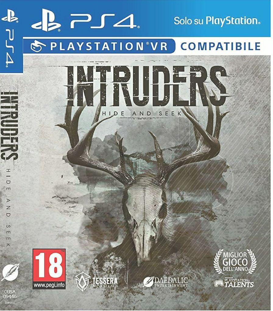Juego Intruders para ps4