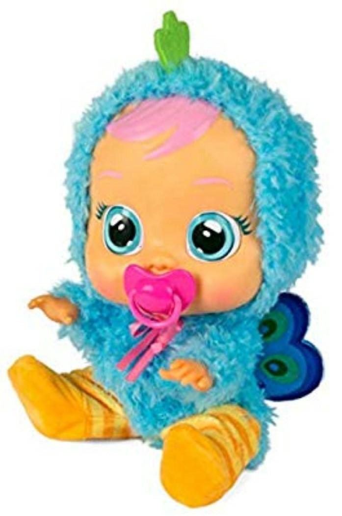 IMC Toys- Bebés llorones, Pijama Pavo Real