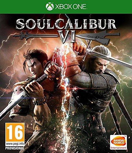 Soul Calibur VI Edición Standard(Xbox one)