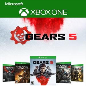 Gears 5: Bundle Pack (incluye 5 juegos)