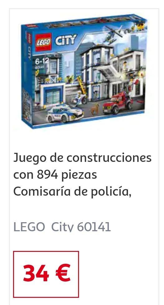 Lego City 60141 - Comisaría de policía (Alcampo Telde)