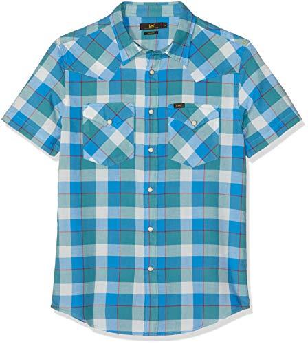 Lee SS Western Camisa para Hombre en 3 colores de 12€ a los 27€.